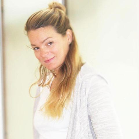 Mitarbeiterin Birgit