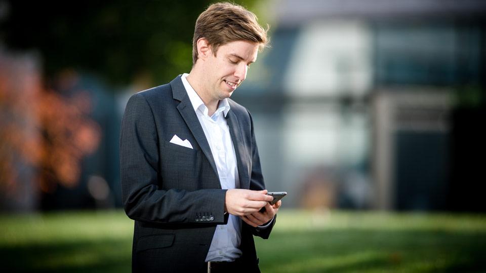 Sebastian Decker Experte für Google Optimierung